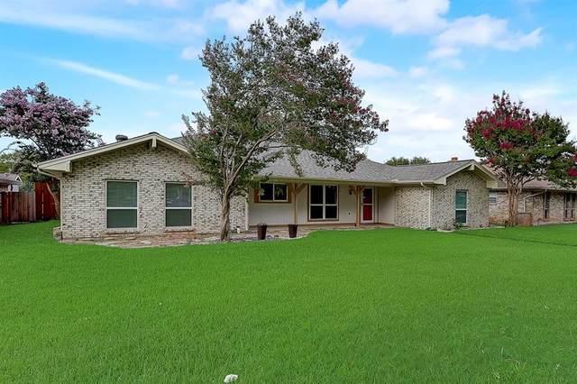 1325 Juniper Lane, Lewisville, TX 75077 (MLS #14637484) :: Real Estate By Design
