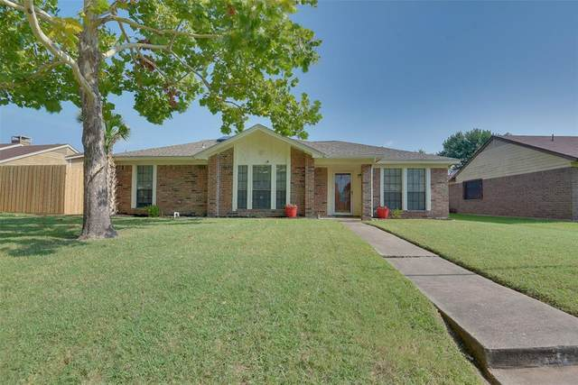 1307 Sheppard Lane, Wylie, TX 75098 (MLS #14637489) :: The Mitchell Group