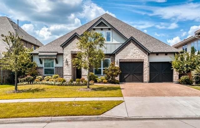 1842 Hidalgo Lane, Frisco, TX 75034 (MLS #14637503) :: Real Estate By Design