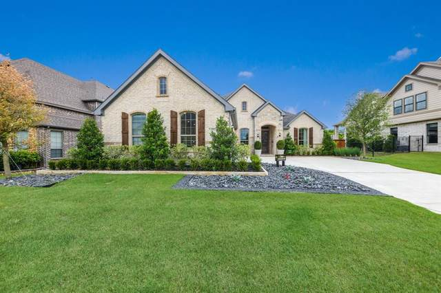 840 Zilker Parkway, Prosper, TX 75078 (MLS #14637511) :: Lisa Birdsong Group | Compass