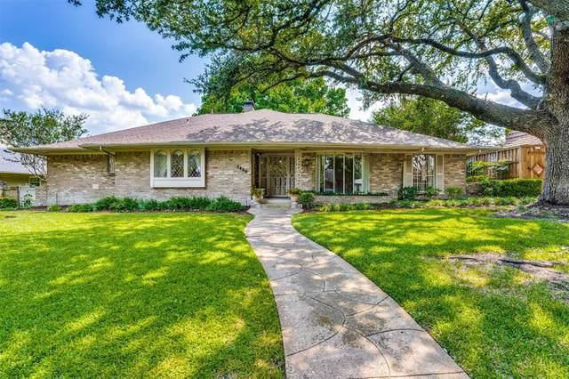 7408 Meadow Oaks Drive, Dallas, TX 75230 (MLS #14637528) :: The Chad Smith Team