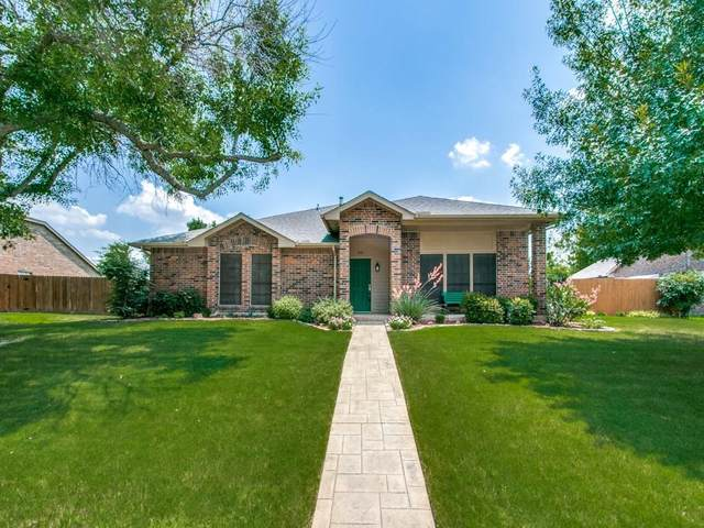 212 Whispering Hills Drive, Coppell, TX 75019 (MLS #14637543) :: Real Estate By Design