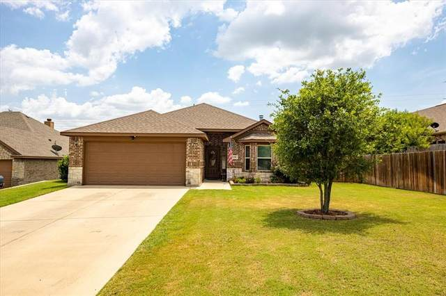 125 Hummingbird Drive, Weatherford, TX 76088 (MLS #14637546) :: All Cities USA Realty