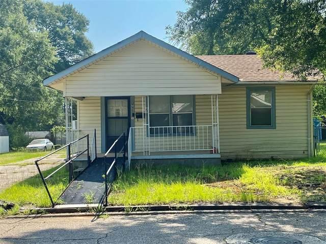 716 Cherry Street, Minden, LA 71055 (MLS #14637550) :: Trinity Premier Properties