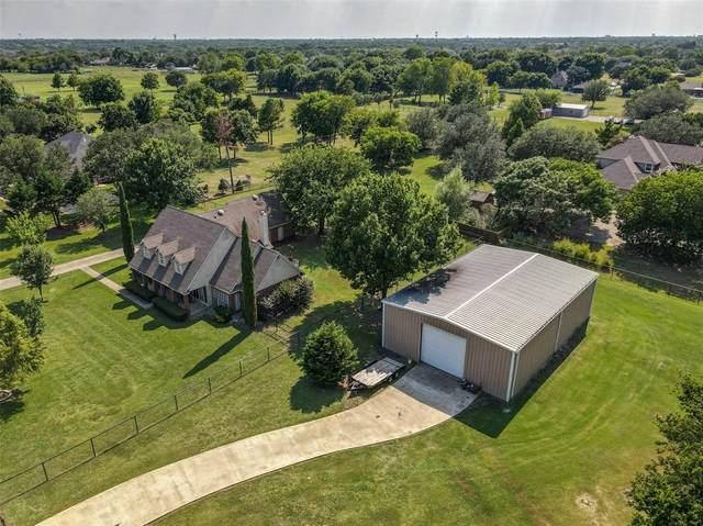 111 Man O War Lane, Fairview, TX 75069 (MLS #14637569) :: Lisa Birdsong Group   Compass