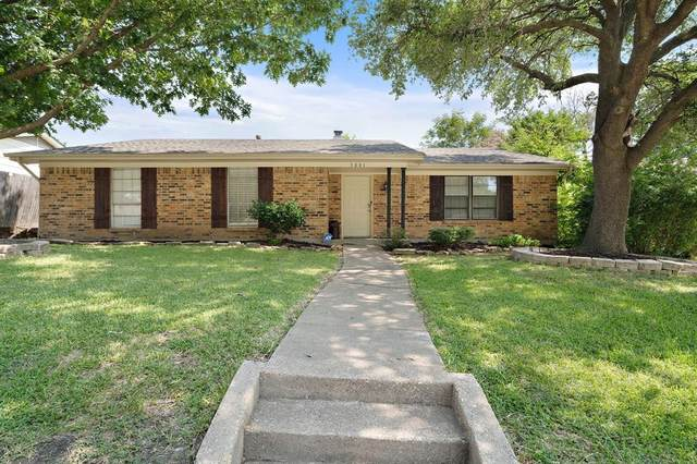 3001 Yorktown Road, Mesquite, TX 75149 (MLS #14637621) :: The Mitchell Group