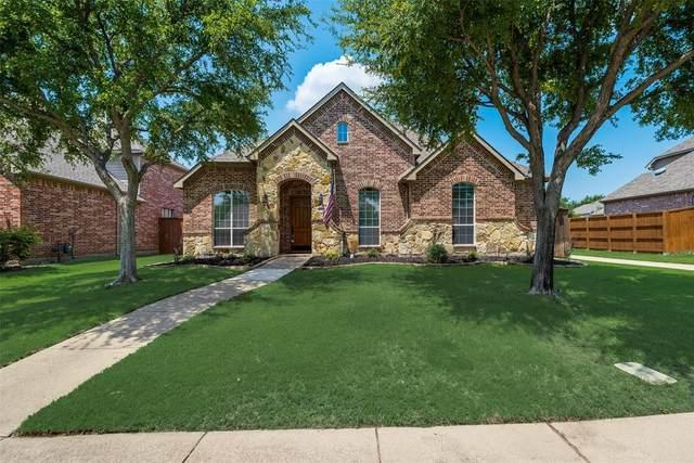 11865 Keystone Drive, Frisco, TX 75033 (MLS #14637625) :: EXIT Realty Elite