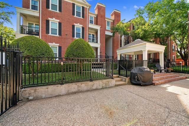 5407 Bryan Street A105, Dallas, TX 75206 (MLS #14637638) :: Real Estate By Design