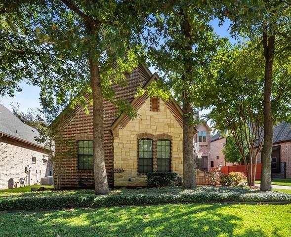 321 Parkview Lane, Keller, TX 76248 (MLS #14637641) :: DFW Select Realty