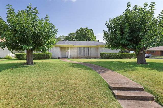 225 Sheffield Drive, Fort Worth, TX 76134 (MLS #14637646) :: Real Estate By Design