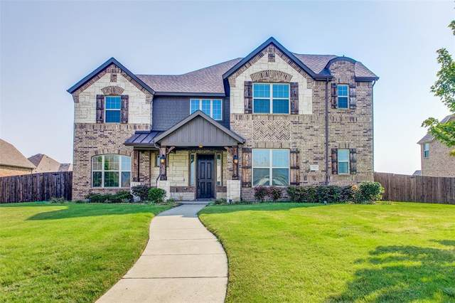 348 Redstone Drive, Sunnyvale, TX 75182 (MLS #14637667) :: United Real Estate