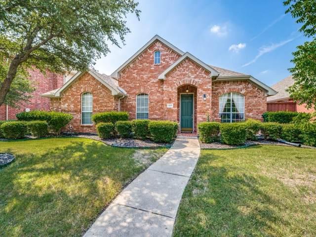5609 Hidden Pine Lane, Mckinney, TX 75070 (MLS #14637685) :: The Mitchell Group