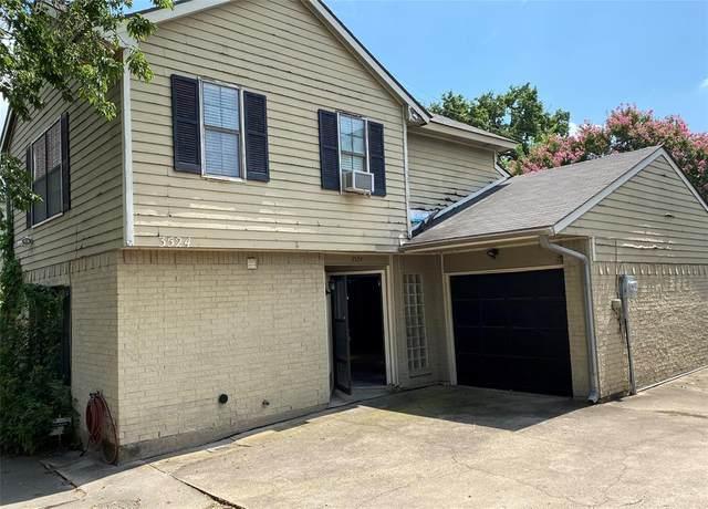 3524 Word Street, Dallas, TX 75204 (MLS #14637689) :: Real Estate By Design