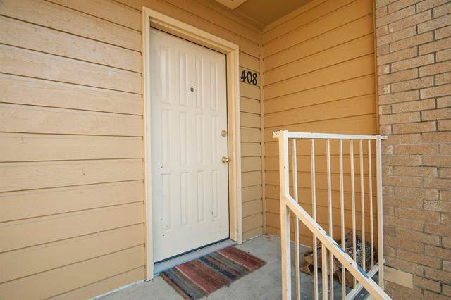 5805 Marvin Loving Drive #408, Garland, TX 75043 (MLS #14637698) :: NewHomePrograms.com