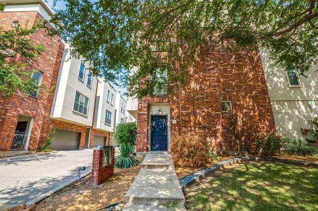 4307 Mckinney Avenue #1, Dallas, TX 75205 (MLS #14637703) :: Front Real Estate Co.