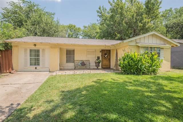309 E Celeste Drive, Garland, TX 75041 (MLS #14637711) :: The Rhodes Team