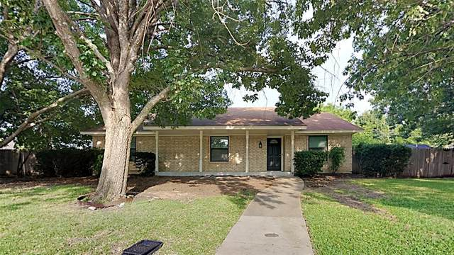 727 Terrace Drive, Desoto, TX 75115 (MLS #14637725) :: The Mitchell Group
