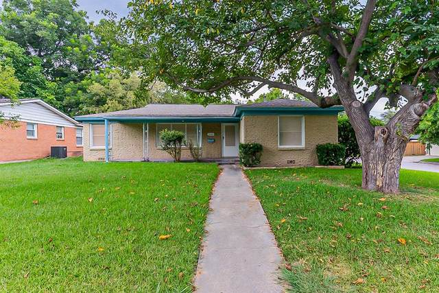 5500 Volder Drive, Fort Worth, TX 76114 (MLS #14637731) :: Real Estate By Design