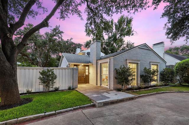 4601 Southern Avenue, Highland Park, TX 75209 (MLS #14637739) :: Real Estate By Design