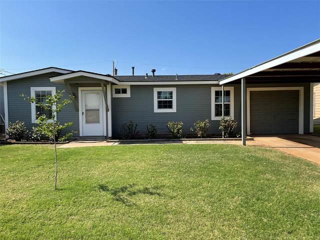 5357 Taos Drive, Abilene, TX 79605 (MLS #14637742) :: RE/MAX Pinnacle Group REALTORS