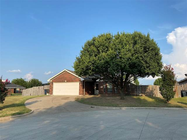 8401 Orlando Springs Drive, Fort Worth, TX 76123 (MLS #14637750) :: Real Estate By Design