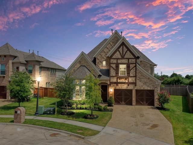 1015 River Rock Way, Carrollton, TX 75010 (MLS #14637753) :: Real Estate By Design