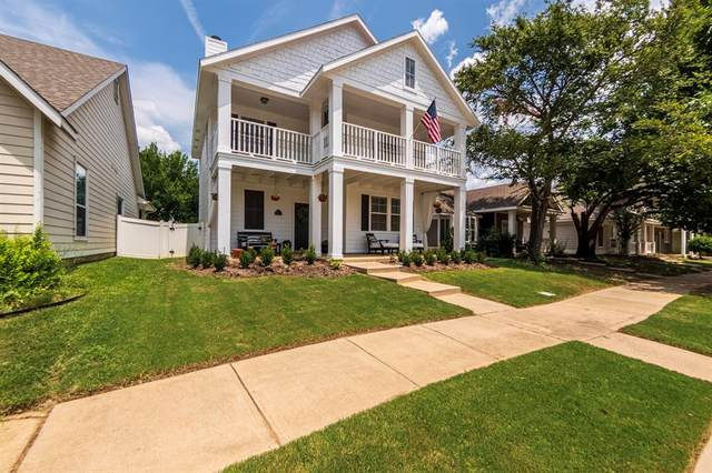 9933 Lexington Drive, Providence Village, TX 76227 (MLS #14637775) :: Real Estate By Design