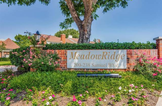 220 Samuel Boulevard G3, Coppell, TX 75019 (MLS #14637777) :: The Chad Smith Team