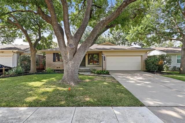 1237 Danville Drive, Richardson, TX 75080 (MLS #14637783) :: Real Estate By Design