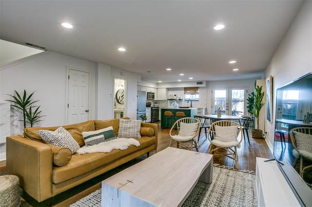 2722 Knight Street 114D, Dallas, TX 75219 (MLS #14637789) :: Front Real Estate Co.