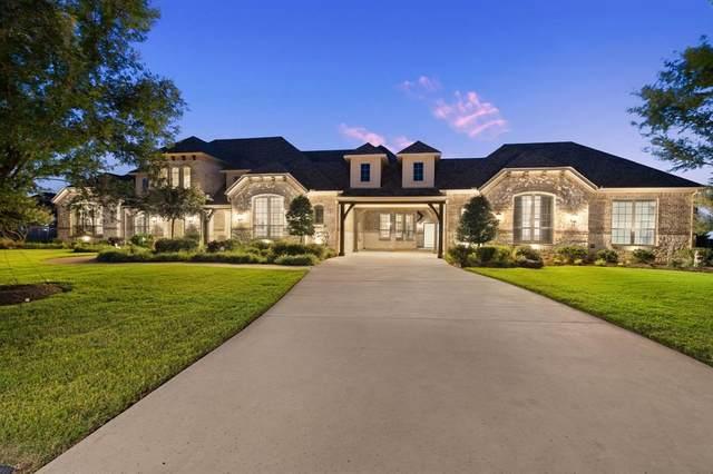 5503 Barrington Drive, Parker, TX 75002 (MLS #14637796) :: Real Estate By Design