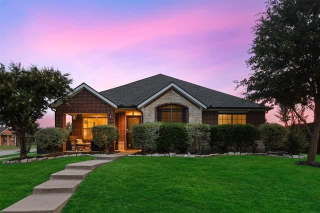212 Forestbrook Drive, Wylie, TX 75098 (MLS #14637798) :: Trinity Premier Properties