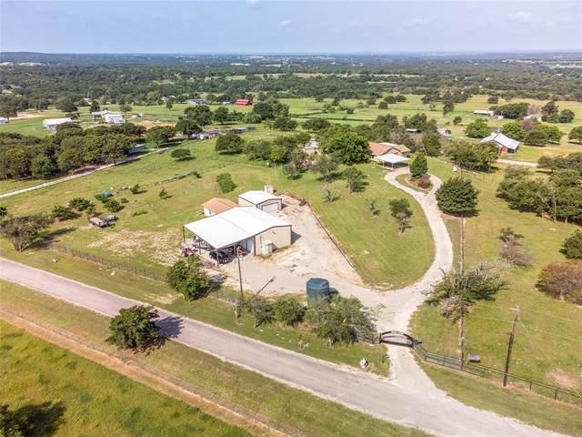 104 Hereford Road, Poolville, TX 76487 (MLS #14637808) :: Wood Real Estate Group