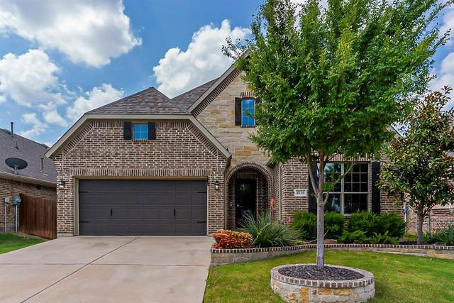 4116 Wilderness Pass, Fort Worth, TX 76262 (MLS #14637810) :: The Chad Smith Team