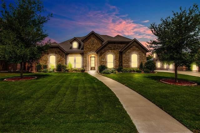 109 Water Garden Drive, Waxahachie, TX 75165 (MLS #14637812) :: Wood Real Estate Group