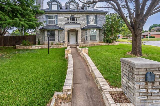 4009 Blueridge Court, Arlington, TX 76016 (MLS #14637824) :: Real Estate By Design