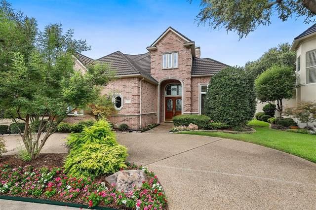12 Canyon Crest Court, Frisco, TX 75034 (MLS #14637830) :: Trinity Premier Properties