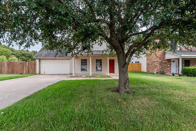 6428 Henco Drive, Fort Worth, TX 76119 (MLS #14637839) :: Real Estate By Design