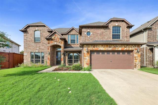 2848 Stackhouse Street, Fort Worth, TX 76244 (MLS #14637846) :: The Chad Smith Team
