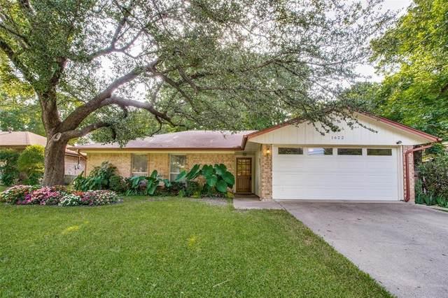 1622 Limetree Lane, Duncanville, TX 75137 (MLS #14637867) :: Real Estate By Design