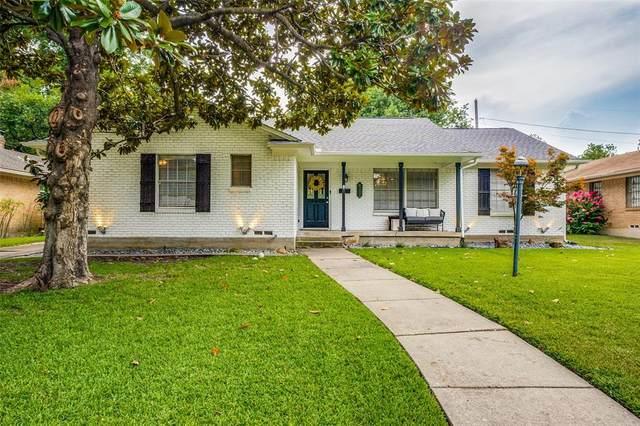 6711 Kingsbury Drive, Dallas, TX 75231 (MLS #14637868) :: Real Estate By Design