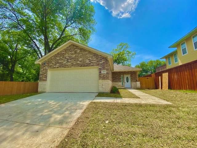 2433 Gooch Street, Dallas, TX 75241 (MLS #14637870) :: Real Estate By Design