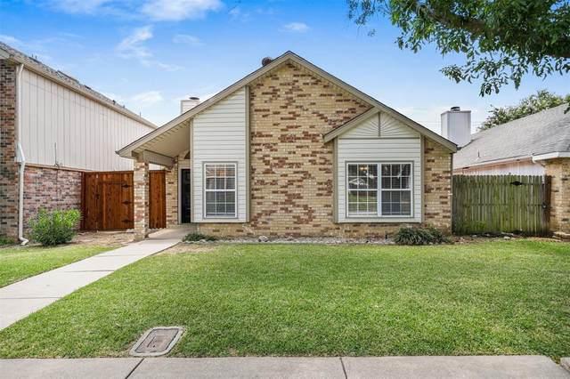 1324 Cedar Ridge Drive, Lewisville, TX 75067 (MLS #14637872) :: Real Estate By Design