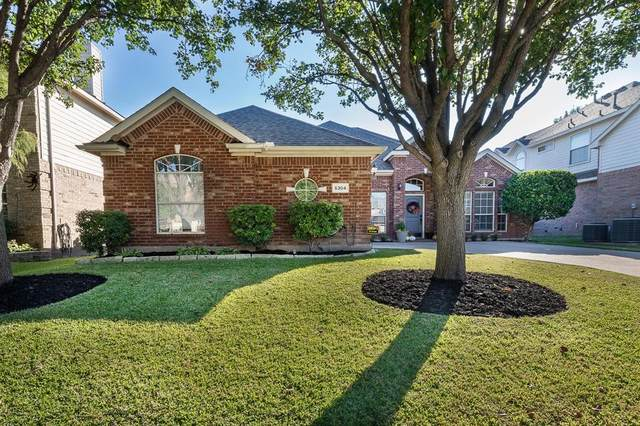 5304 Quail Creek Court, Fort Worth, TX 76244 (MLS #14637879) :: Wood Real Estate Group