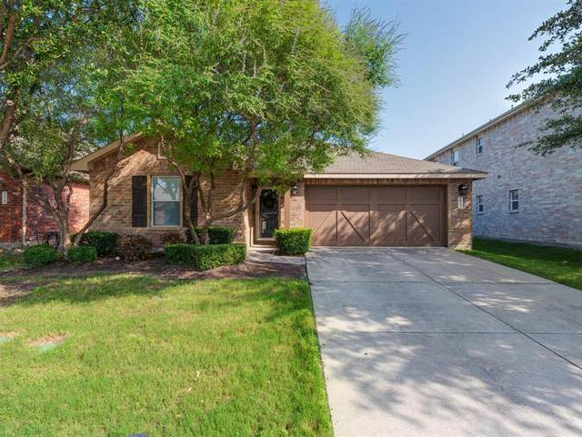 5933 Snow Creek Drive, The Colony, TX 75056 (MLS #14637885) :: Potts Realty Group