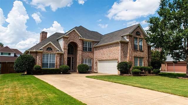 719 Glen Abbey Drive, Mansfield, TX 76063 (MLS #14637897) :: The Chad Smith Team