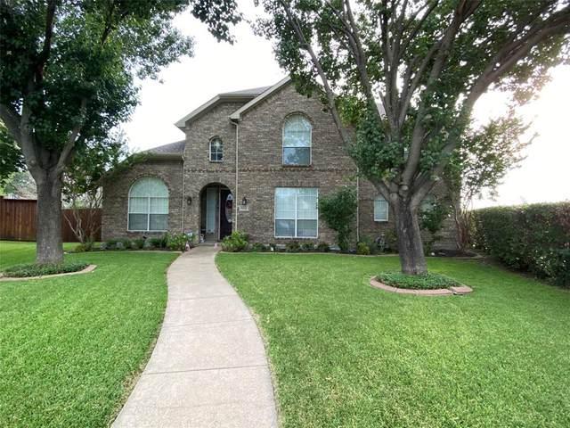 6413 Kearsage Drive, Rowlett, TX 75089 (MLS #14637899) :: The Chad Smith Team