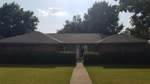 719 Dixie Street S, Eastland, TX 76448 (MLS #14637905) :: Real Estate By Design