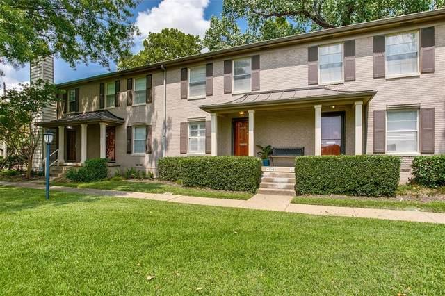 6330 Bordeaux Avenue, Dallas, TX 75209 (MLS #14637914) :: Real Estate By Design