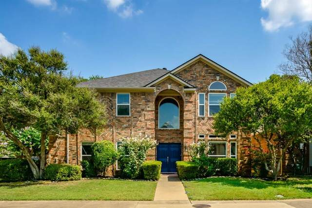 6003 Derek Trail, Dallas, TX 75252 (MLS #14637915) :: The Mauelshagen Group